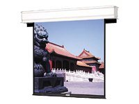 Da-Lite Advantage Deluxe Electrol Wide Format Projection screen ceiling mountable motorized