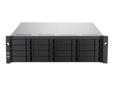 Promise Vess A6600 NVR 16 x 8 TB networked 3U rack-mountable
