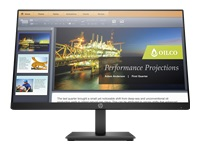HP P224 - LED monitor - 21.5