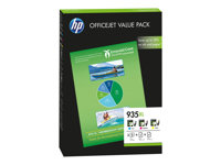 HP 935XL CMY Ink Cartridge OVP Pack, HP 935XL CMY Ink Cartridge