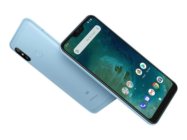 Xiaomi MI A2 Lite - Android One - azul - 4G - 64 GB - GSM - smartphone