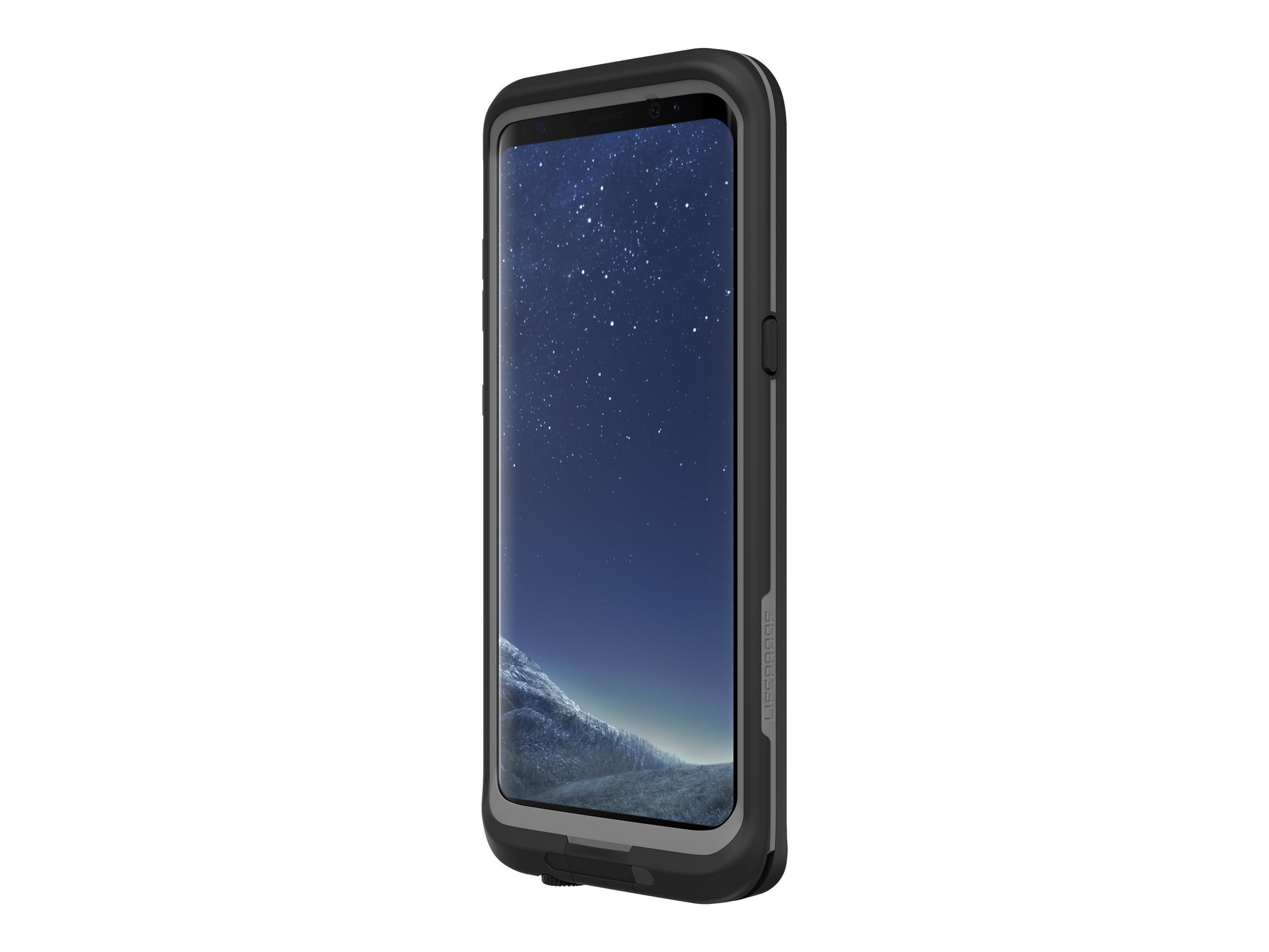 LifeProof Fre Samsung GALAXY S8+ - protective waterproof case for cell phone