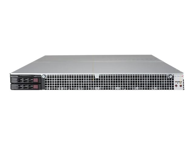 Supermicro SuperServer 1029GQ-TVRT - rack-mountable - no CPU - 0 GB - no HDD