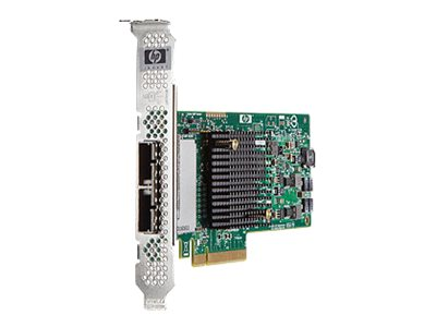 HPE TDSourcing H221 Host Bus Adapter - storage controller - SATA 3Gb/s / SAS 6Gb/s - PCIe 2.0 x8