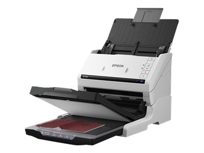 Epson Scanner dockable flatbed accessory for Epson DS-530 image