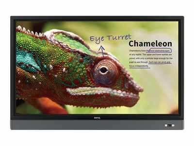 """BenQ RM8601K 86"""" Interactive flat panel display (wall bracket not included)"""