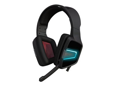 Patriot Viper V370 Gaming headset full size wired USB noise isolating
