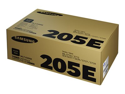 Samsung MLT-D205E Extra High Yield black original toner cartridge