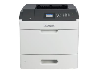 Lexmark MS817n printer monochrome laser
