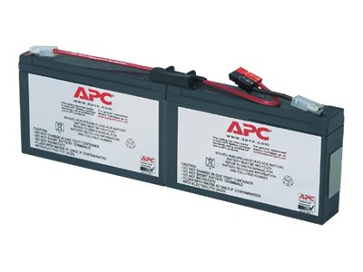 APC Replacement Battery Cartridge #18 - USV-Akku - 1 x Bleisäure - Schwarz - für PowerStack 450VA