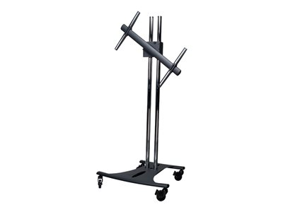 Premier Mounts EBC72-RTM Cart for LCD / plasma panel black
