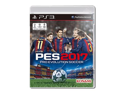 Pro Evolution Soccer 2017 PlayStation 3
