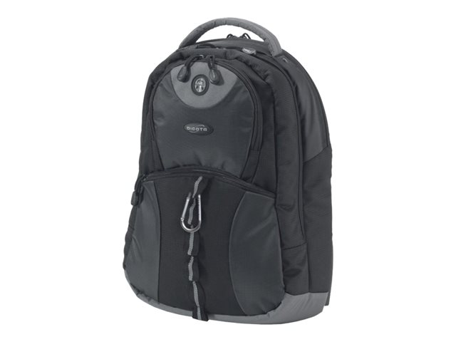 """Image of DICOTA BacPac Style Laptop Bag 15.6"""" notebook carrying backpack"""