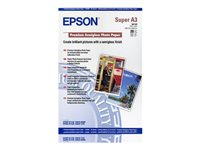 Picture of Epson Premium Semigloss Photo Paper - photo paper - 20 sheet(s) - A3 Plus (C13S041328)