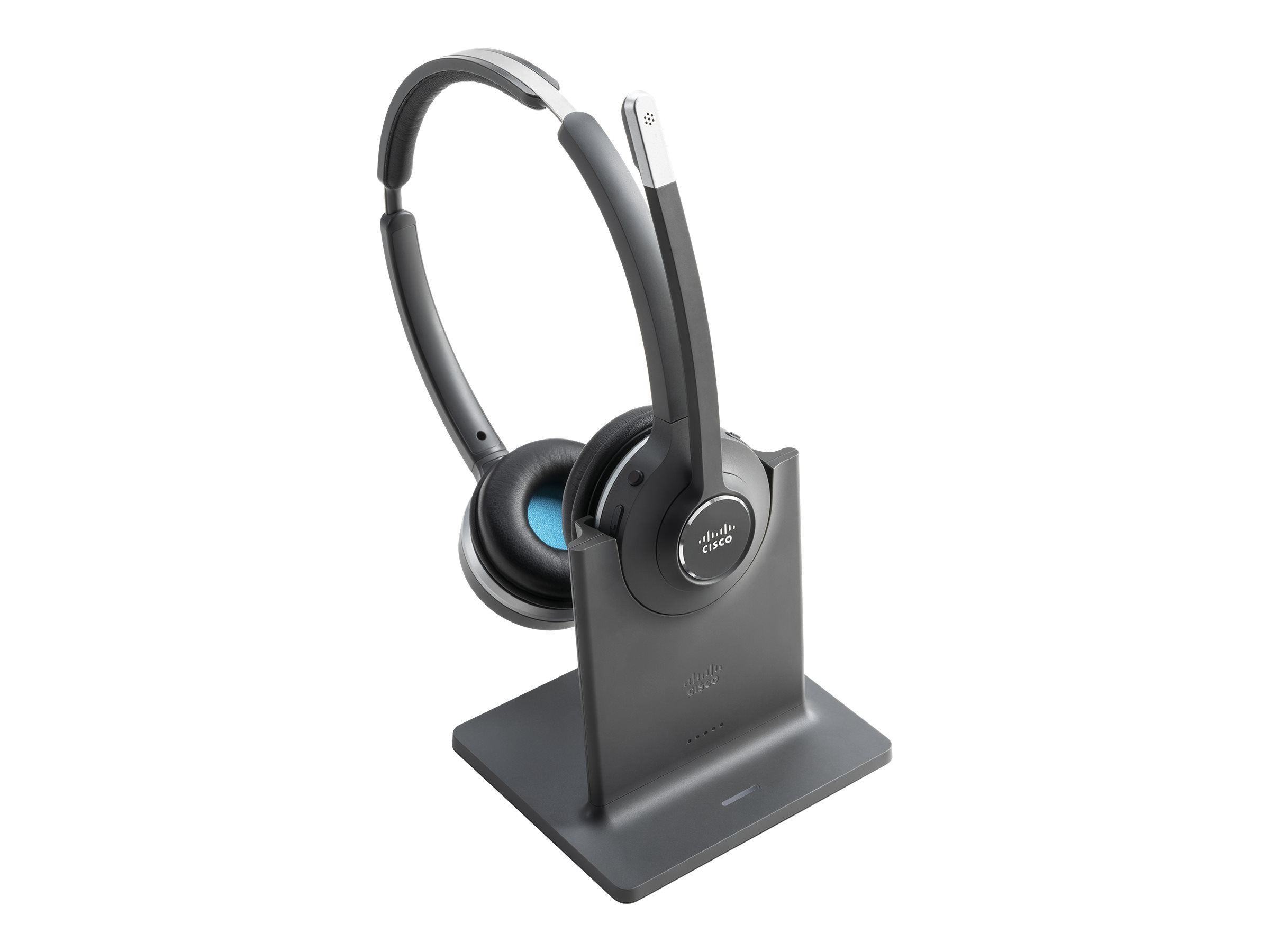 Cisco 562 Wireless Dual - headset - with Standard Base Station