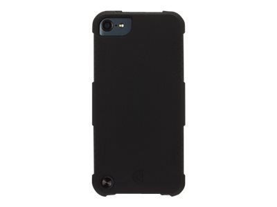 Griffin Survivor Skin Back cover for player silicone black for Ap