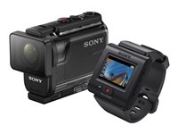 Sony Action Cam-HDR-AS50R Action camera mountable 1080p / 60 fps 11.1 Mpix Carl Zeiss