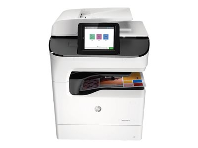 HP PageWide Color MFP 774dns Multifunction printer color page wide array