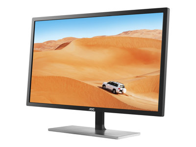 AOC Q3279VWFD8 LED monitor 31.5INCH 2560 x 1440 QHD 250 cd/m² 1200:1 5 ms