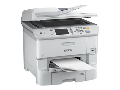 Epson WorkForce Pro WF-6590DWF - multifunction printer - color