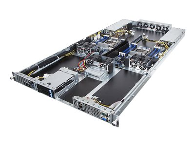Gigabyte G190-H44 (rev. 200) Server rack-mountable 1U 2-way RAM 0 MB SATA