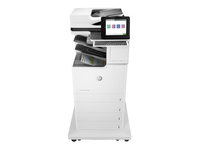 HP LaserJet Enterprise Flow MFP M630h - imprimante multifonctions (couleur)