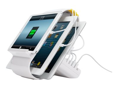 Kanex Sydnee Charging stand 40 Watt 2.1 A 4 output connectors (USB) United
