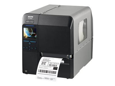 SATO CL 4NX Label printer DT/TT Roll (5 in) 305 dpi up to 479.5 inch/min