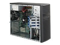 Supermicro SC732 D2-500B - tower - extended ATX