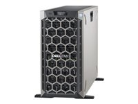 Picture of Dell EMC PowerEdge T640 - tower - Xeon Bronze 3106 1.7 GHz - 16 GB - 240 GB (D24XR)