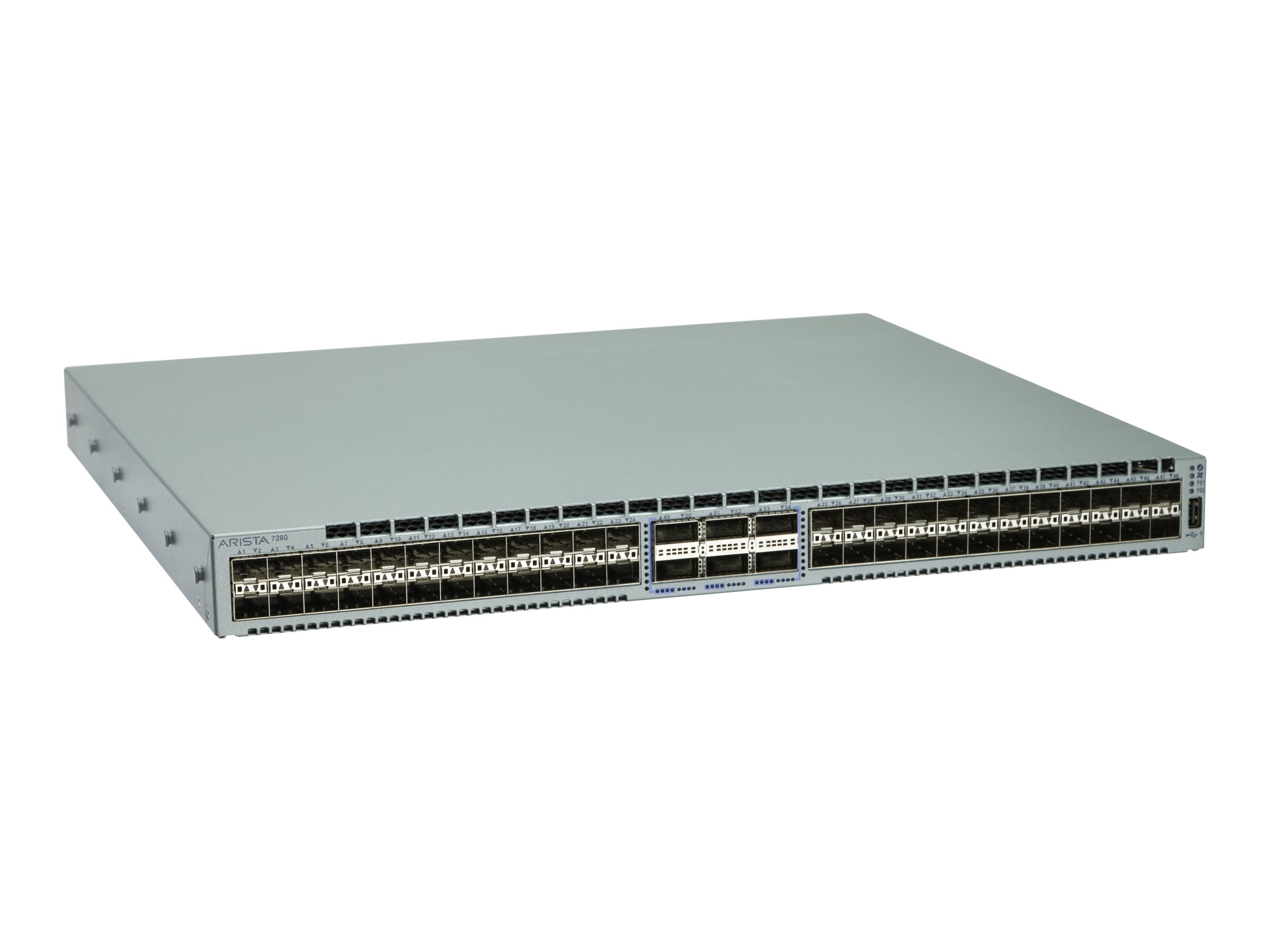 Arista 7280SR2-48YC6 - switch - 48 ports - managed - rack-mountable