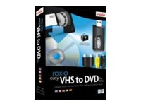 Roxio Easy VHS to DVD - Box-Pack