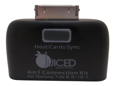 Juiced Systems 4-in-1 Adapter Connection module / card reader