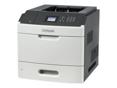 Lexmark MS811dn - Printer - monochrome - Duplex - laser - A4/Legal - 1200 x 1200 dpi - up to 60 ppm - capacity: 650 sheets - USB, Gigabit LAN, USB host