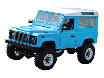 - Gelande II RTR with D90 Body Set