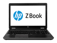 HP ZBook 15 Mobile Workstation - Intel® Core™ i7-4800MQ Prozessor / 2.7 GHz