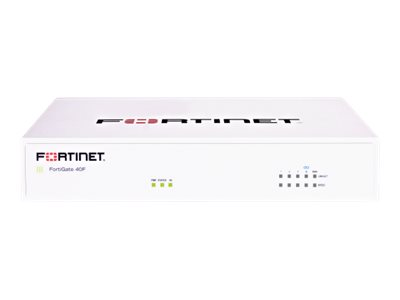 Fortinet FortiGate 40F Security appliance