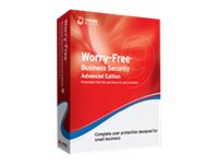 Trend Micro Worry-Free Business Security Advanced - (v. 9)