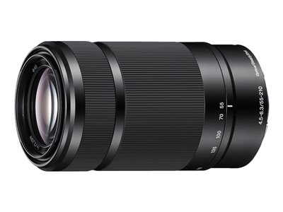 Sony SEL55210 Telephoto zoom lens 55 mm 210 mm f/4.5-6.3 OSS Sony E-mount