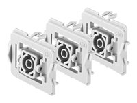 Bosch Smart Home Adapter Gira Standard (GD) - Switch mounting adapter (pack of 3)