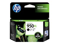 HP 950XL 53 ml High Yield black original blister ink cartridge