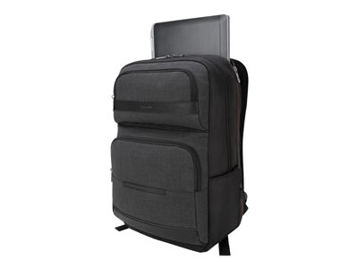 Targus CitySmart Advanced Laptop Backpack Notebook carrying backpack 15.6INCH gray