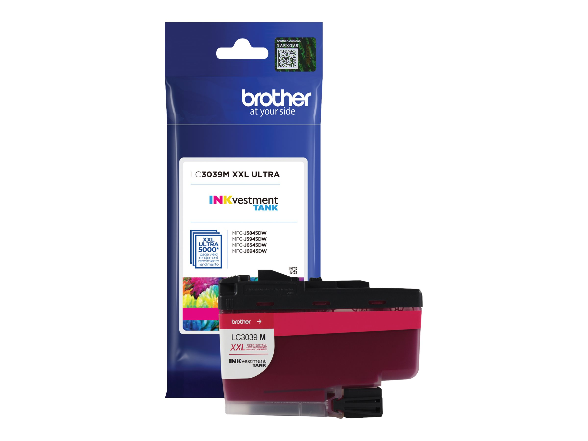 Brother LC-3039M - Ultra High Yield - magenta - original - ink cartridge