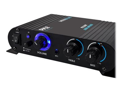 PyleHome Mini Blue Series PFA320BT Amplifier