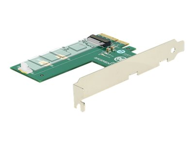 PCI Express x4 Card > 1 x internal NVMe M.2 Key M