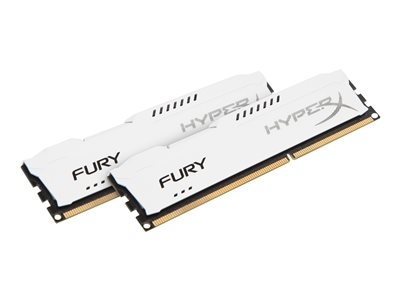 HyperX FURY - DDR3 - 8 GB: 2 x 4 GB - DIMM a 240 pin