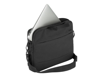 Incase Designs City Brief Notebook carrying shoulder bag 13INCH black