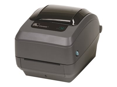 Zebra GK Series GK420t Label printer direct thermal / thermal transfer  203 dpi