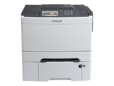 Lexmark CS510dte Printer color Duplex laser A4/Legal 1200 x 1200 dpi