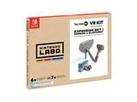 Nintendo Labo:VR Kit Expansion Set 1 - VR-Headset-Kit für Spielekonsole